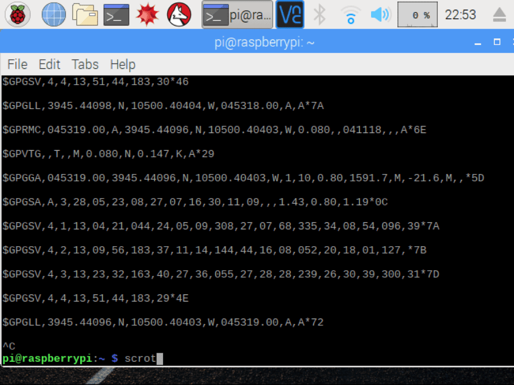 Build Raspberry Pi - GPS Device - arthuranteater